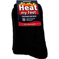 """Brubaker 2 paia di calze termiche """"Heat my Feet"""" - Unisex"""