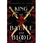 King of Battle and Blood (Adrian X Isolde Book 1) (English Edition)
