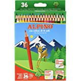 Alpino AL010600 - Lápices de colores, 36 unidades