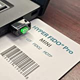 HYPERFIDO Pro MINI U2F/FIDO2/HOTP Security Key