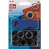 Prym 541384 ogen en ringen messing 14,0 mm gepolijst, metaal, 14 mm