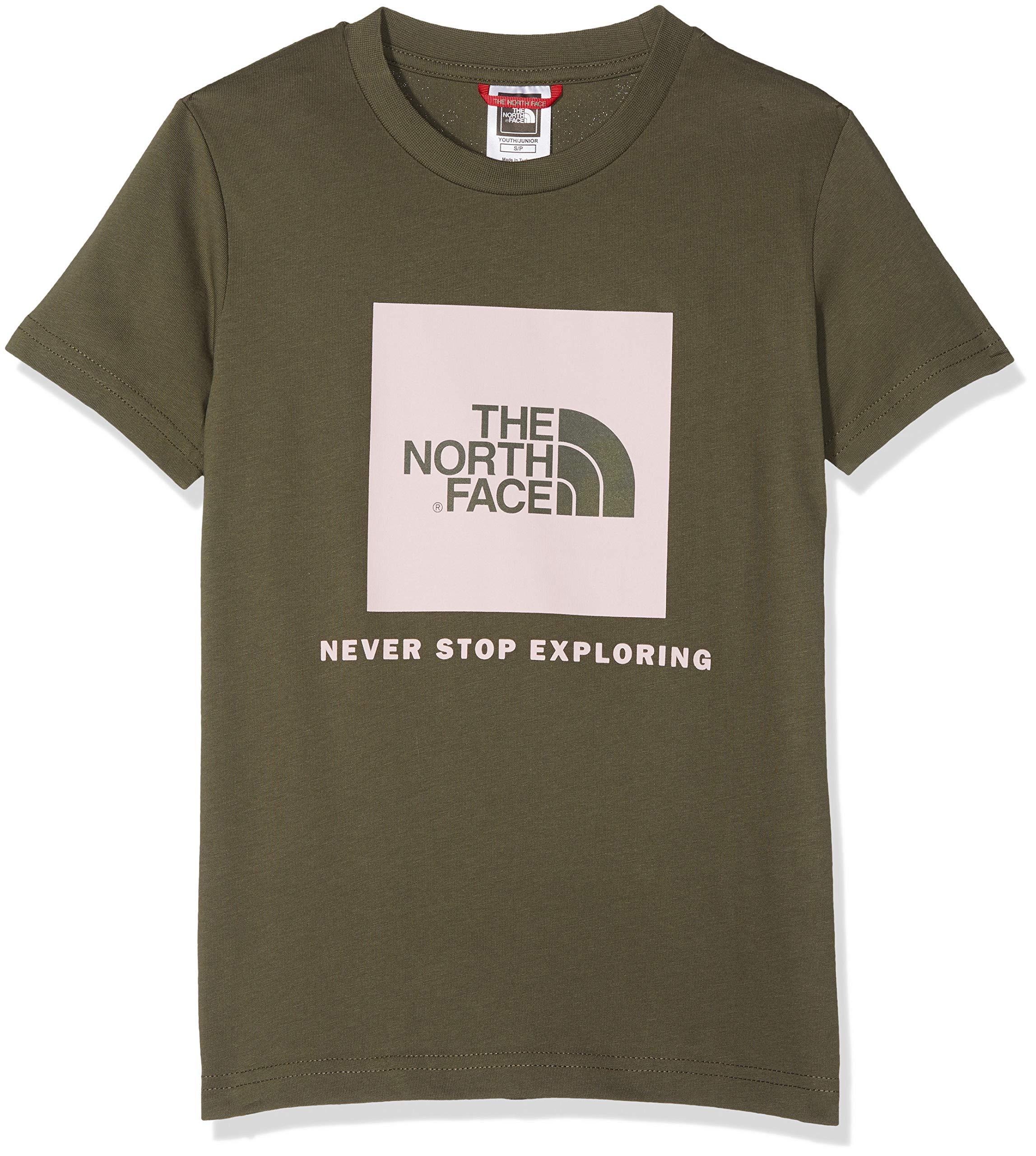 The North Face Unisex Kids Youth Box T-Shirt 1