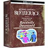 Beetlejuice 4K [Édition Collector-4K Ultra HD + Blu-Ray + Goodies]