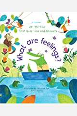 What are Feelings? (Lift-the-Flap First Questions & Answers) Board book