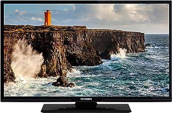 Telefunken XF32D101 81 cm (32 Zoll) Fernseher (Full HD, Triple Tuner)Schwarz
