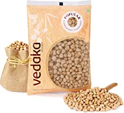 Amazon Brand - Vedaka Popular Kabuli Chana/Chhole, 500g
