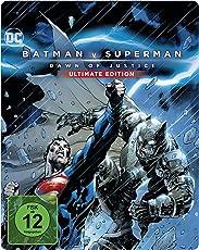 Batman v Superman: Dawn of Justice als Steelbook mit Illustrated Artwork (Limited Edition exklusiv bei Amazon.de) [Blu-ray]