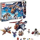LEGO® Marvel Super Heroes™ - L'hélicoptère des Avengers, Jouet Marvel Enfant 8 Ans Et Plus, 482 Pièces - 76144