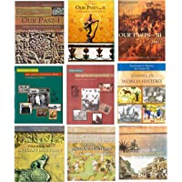 NCERT Textbook History Combo Set 6th to 12th English Medium (9 Booklets)