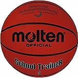 Molten Basketball B5ST, ORANGE, 5