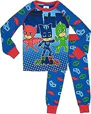 PJ Masks Jungen PJ Masks Schlafanzug - Slim Fit
