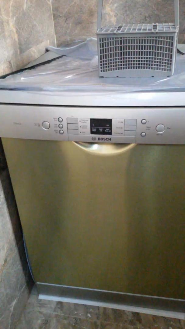Error E15 Bosch  Great Bosch Lifestyle Automatic Dishwasher