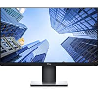 Dell P Series 24-inch (60.96 cm) Screen Full HD (1080p) LED-Lit Monitor with IPS Panel - P2419H (Black)