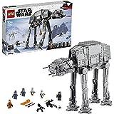LEGO Star Wars - AT-AT Juguete de Construcción de Caminante AT-AT de La Guerra de las Galaxias, Juguete Creativo con Minifigu