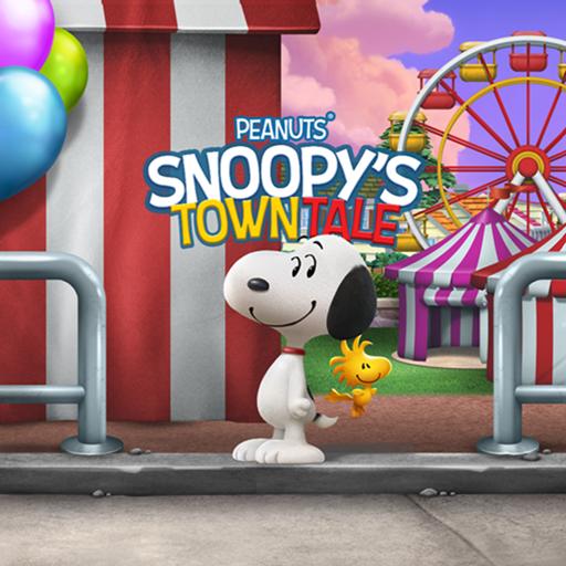 Peanuts: Snoopy Stadtbau Simulator -