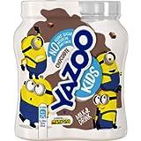 YAZOO Kids No Added Sugar Chocolate Milk Drink 200ml (Pack of 24)