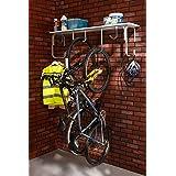 Mottez Porte-vélos mural pour 5 vélos