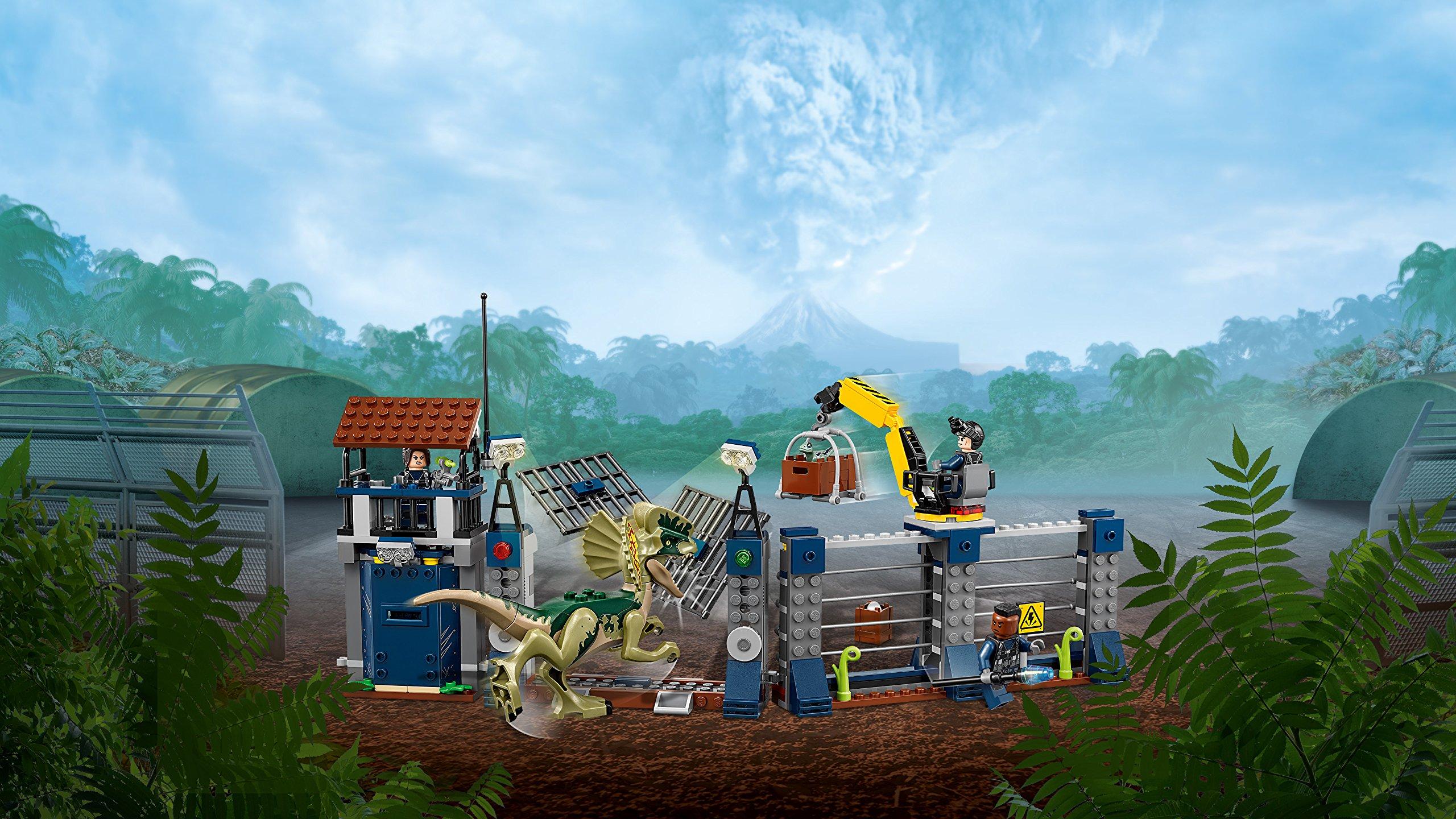 LEGO Jurassic World 75931 - Set di dinosauri 5 spesavip