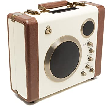 GPO Manga Portable 5 In 1 Bluetooth Speaker Amp 30Watt System With Aux  Input - 22cc668757df1