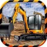 NEW Euro Construction Machine Simulator - 2016 Digger 18 Wheeler Driver Pro