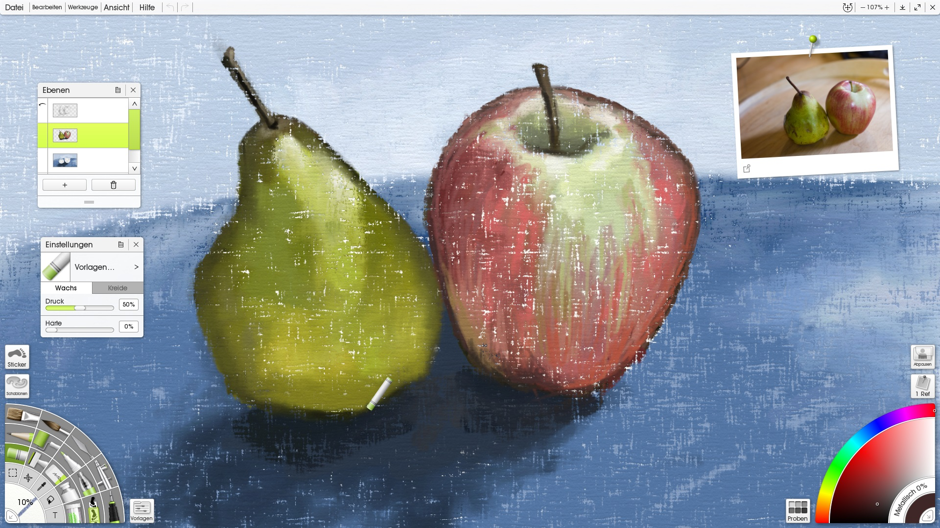 ArtRage Lite: zeichnen, malen, Create! [Download]