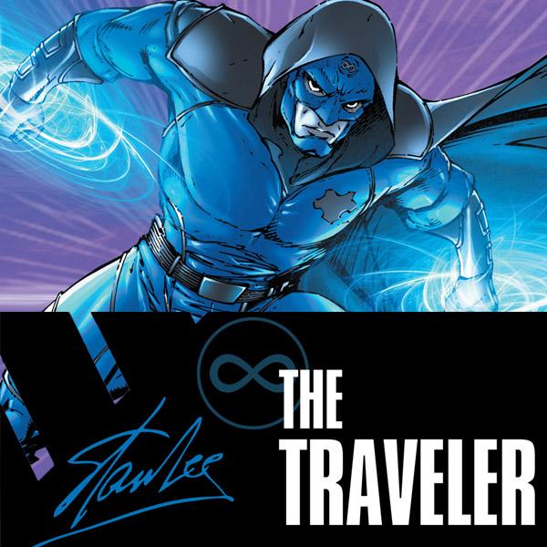 Stan Lee's The Traveler (Issues) (15 Book (Superhelden Blonde)