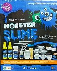 WrapBow Monster Slime Lab Kit (8+, Multicolour)