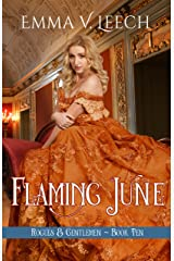 Flaming June (Rogues and Gentlemen Book 10) Kindle Edition