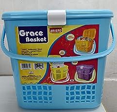 Aristo Multipurpose Shopping Basket (Blue)