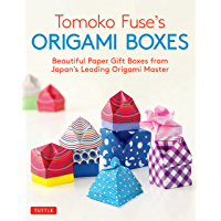 Tomoko Fuse's Origami Boxes: Beautiful Paper Gift Boxes from Japan's Leading Origami Master (Origami Book with 30…