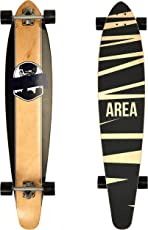 Area Longboard Hawaii, Face 45, Tikki, Last Summer, Road Trip u.v.m. Komplettboard Drop Through Topmount Cruiser Freeride Board