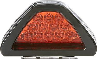 ATZ 2-in-1 LED Brake Strobe Rectangle Tail Light for Car