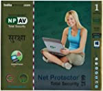 anti virus npav net protector total security 2019 TS Gold Edition 1 pc 1 year