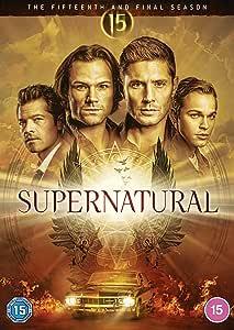 Supernatural: Season 15 [DVD] [2019]