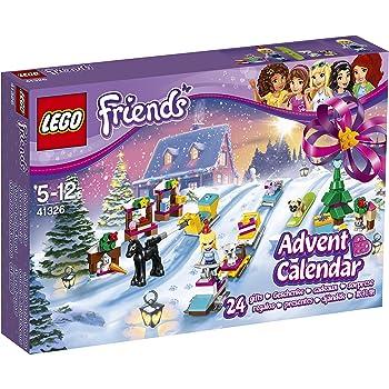 Lego Friends Calendario Dell'Avvento 2017, 41326