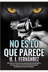 No es lo que parece: Un caso del inspector Salazar. Novela negra española (Serie del inspector Salazar nº 1) Versión Kindle