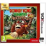 Nintendo Selects - Donkey Kong Country Returns 3D - Nintendo 3DS [Edizione: Regno Unito]