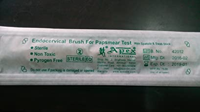 Apex Digital Pap Smear Set Of 3 Pcs (50 Kits)