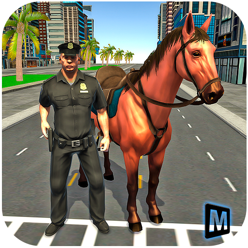 mounted-horse-police-chase-3d