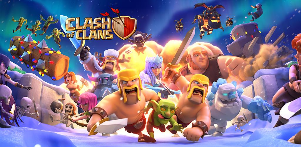 Clash Of Clans Amazon De Apps Fur Android