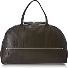 Hidesign Leather Leather 51 cms Brown Travel Duffle (Vegas AL02)