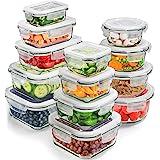 Boite Verre Boite De Conservation Alimentaire - 13 Pack Hermetique Boite Conservation Alimentaire Verre Boite Verre Alimentai