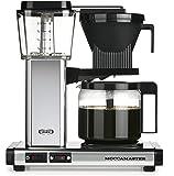 Moccamaster KBG 741 AO, Polished Silver Kaffeemaschine