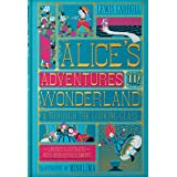 Alice's Adventures in Wonderland (Illustrated with Interactive Elements) : & Through the Looking-Glass