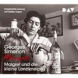 Maigret und die kleine Landkneipe: 11. Fall. Ungekürzte Lesung mit Walter Kreye (4 CDs)