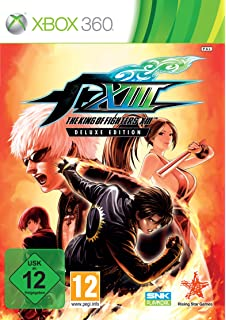 King Of Fighters Xiii Xbox 360 Amazon Co Uk Pc Video Games