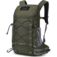 MOUNTAINTOP 35L sac à dos de randonnée adulte sac à dos de voyage sac à dos femmes hommes sacs de jour avec housse de…