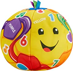 Fisher-Price Laugh Learn Kick Learn Soccer Ball