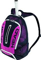 HEAD Tour Team Backpack Rucksack, 68 x 40 x 20 cm, Navy / Pink