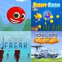 4 Super Games in 1